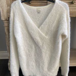 A New Day Cozy V-Neck Sweater